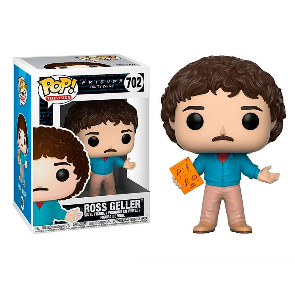 Ross Geller 702 - Funko Pop!