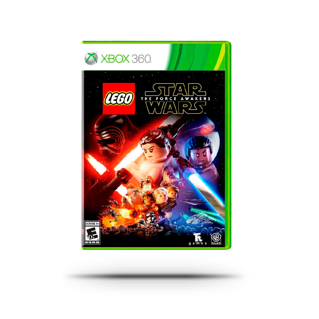 Videojuego - Lego Star Wars The Force Awakens