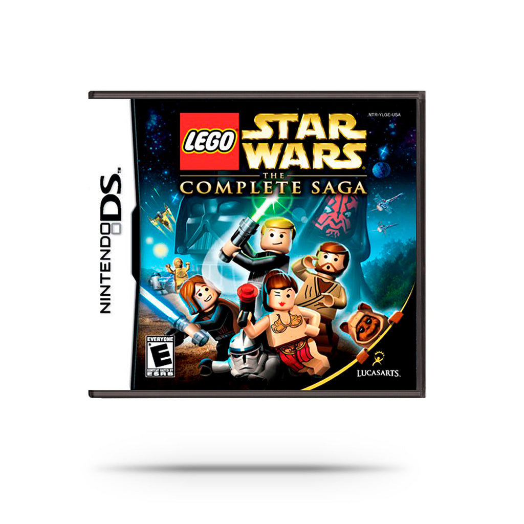 Videojuego - Lego Star Wars The Complete Saga