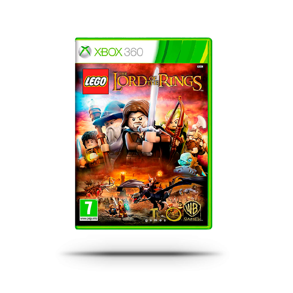 Videojuego - Lego The Lord of Rings