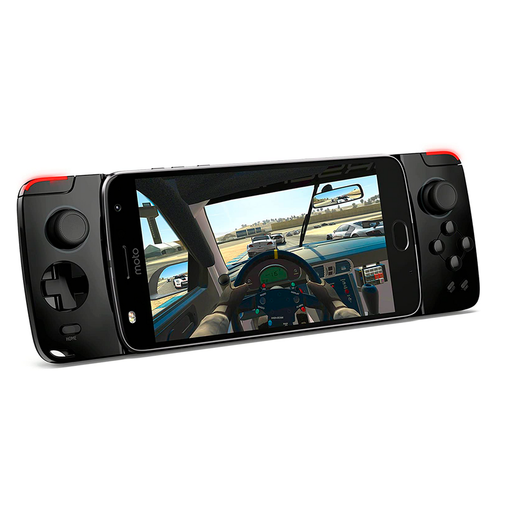 Gamepad Motomod