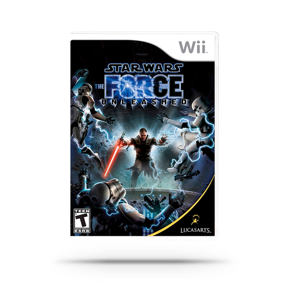 Videojuego - Star Wars: The Force Unleashed