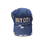 Holy City VINTAGE Hat [Denim]