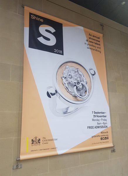 Shine 2018 - The Goldsmiths' Centre