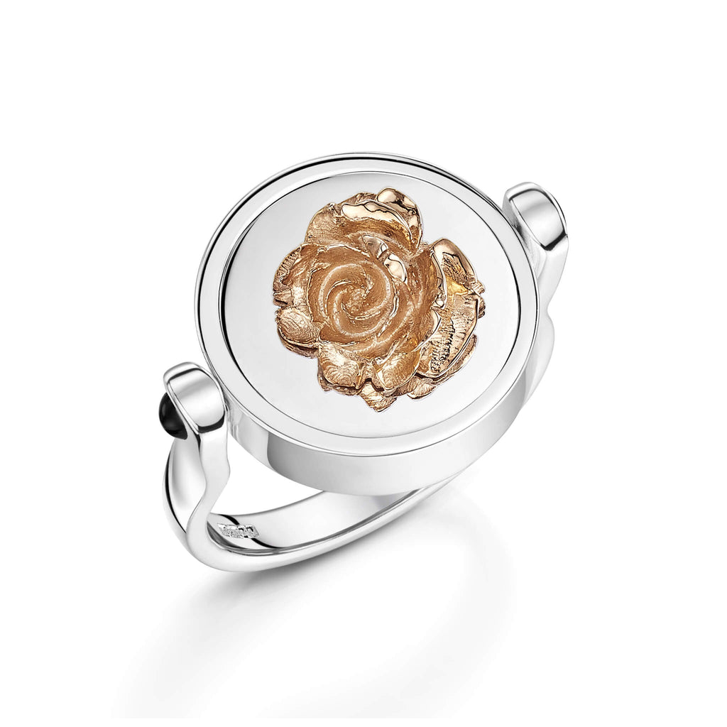 Blooming Rose Ring