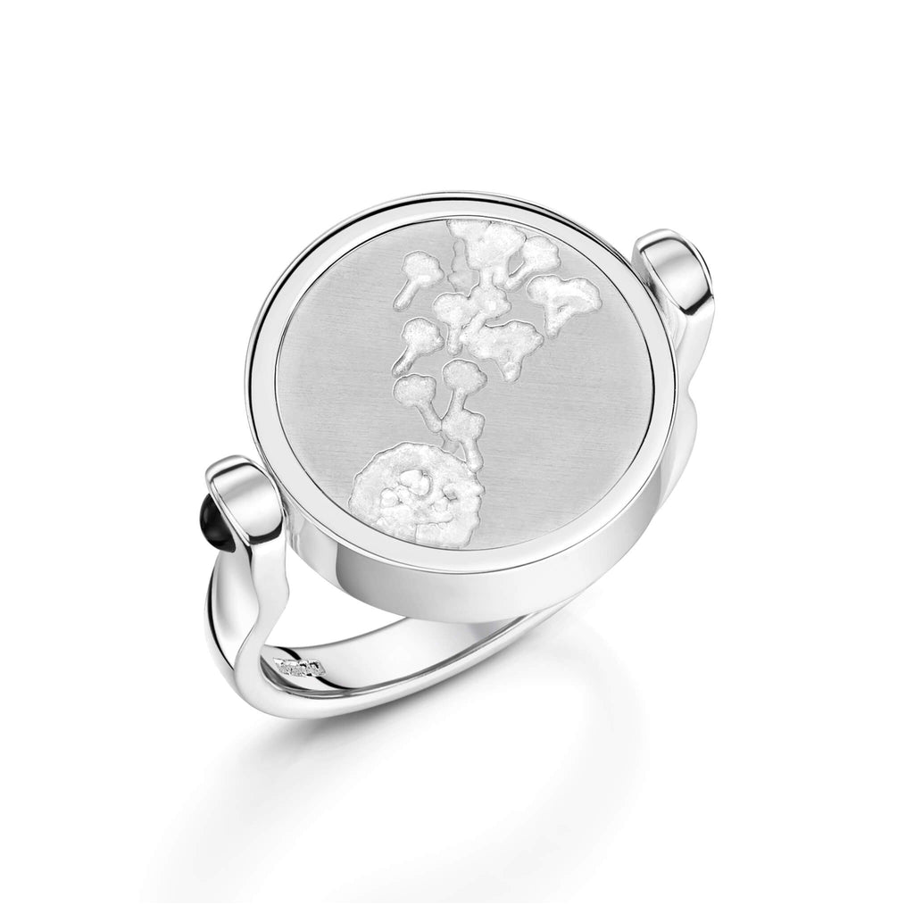 Floating Dandelion Ring