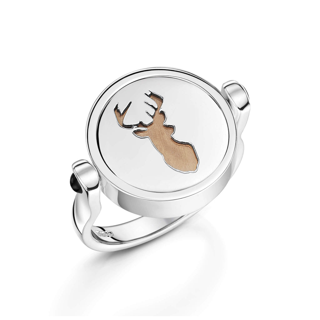 Majestic Stag Ring