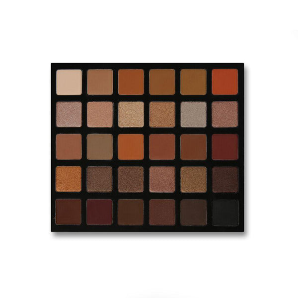 Basic Browns PRO Palette | BeBella Cosmetics