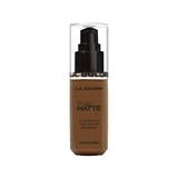 Truly Matte Foundation - MAHOGANY CLM364