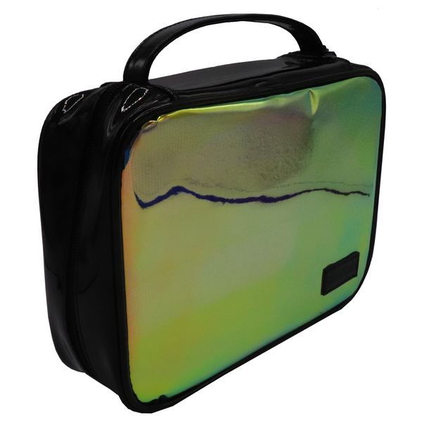 TMS HOLOGRAPHIC TRAVEL POUCH