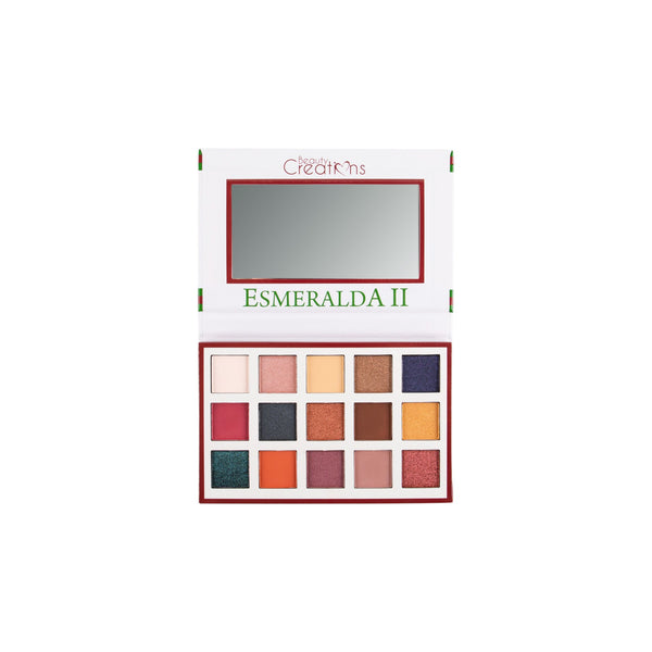 Esmeralda II Palette | Beauty Creations