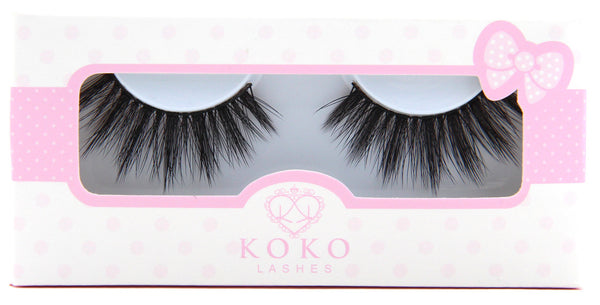 Girl About Town | Koko Lashes