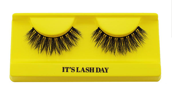 IT'S LASH DAY | BOLDFACE