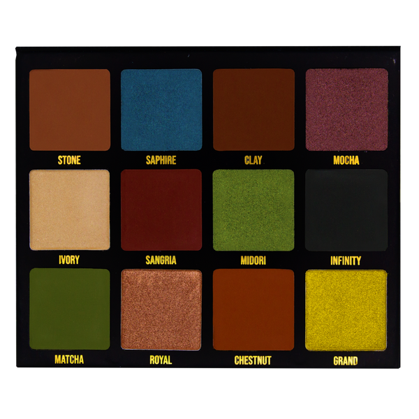 Majestic Eyeshadow palette | TMS