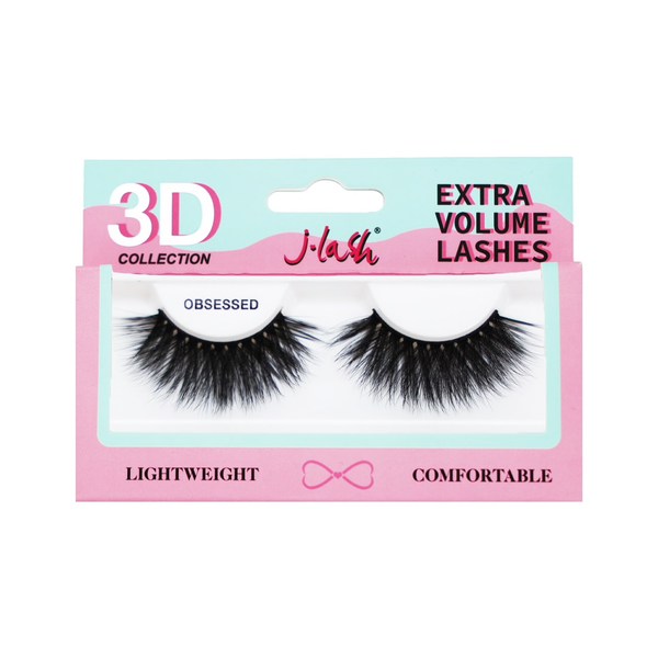 OBSESSED 3D EXTRA VOLUME | J.LASH