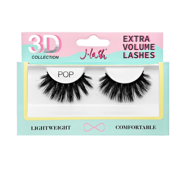 POP 3D EXTRA VOLUME | J.LASH