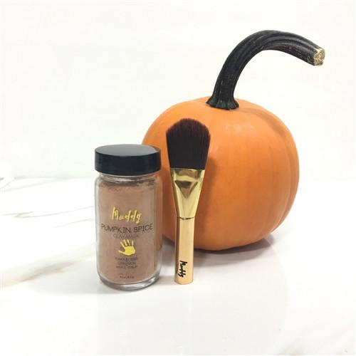 Muddy Body Pumpkin Spice Clay Mask