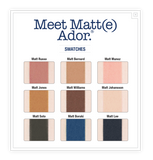 Meet Matt(e) ADOR Eyeshadow
