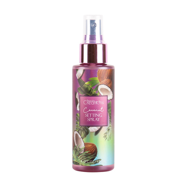 coconut setting spray | Beauty Creations