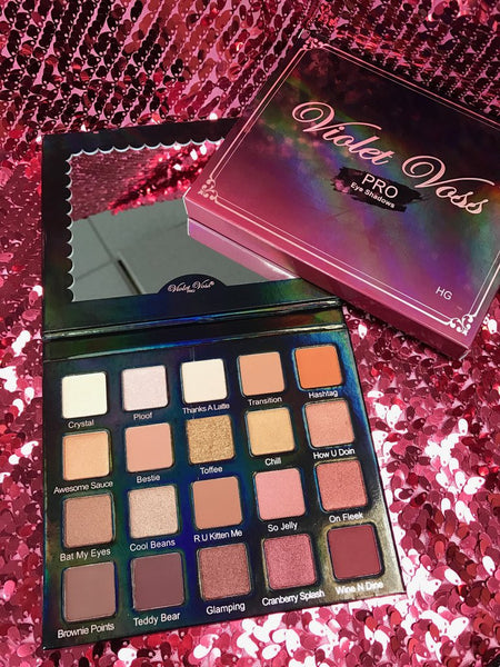 Holy Grail Eye Shadow Palette