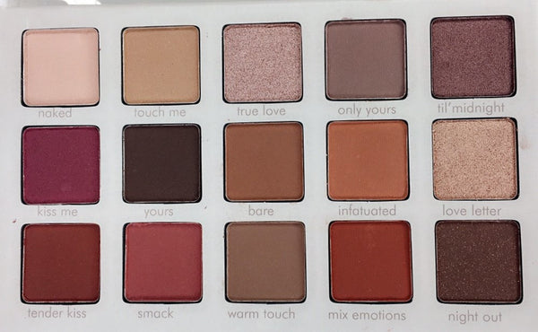 IRRESISTIBLE EYE SHADOW PALETTE