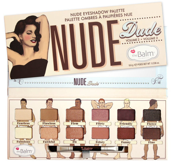 Nude Dude Eyeshadow