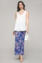 Load image into Gallery viewer, Floral Maxi Skirt