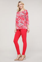 Load image into Gallery viewer, Red Leggings