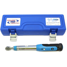 Screen Torque Wrench 334251 with case