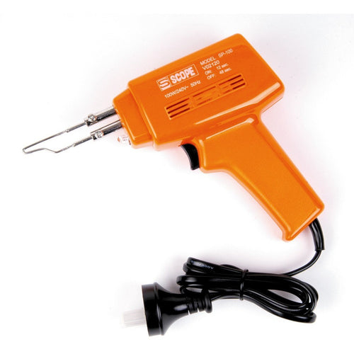 100W Soldering - Scope – Maxima Series Soldering Gun - SP-100 - Promark Creations