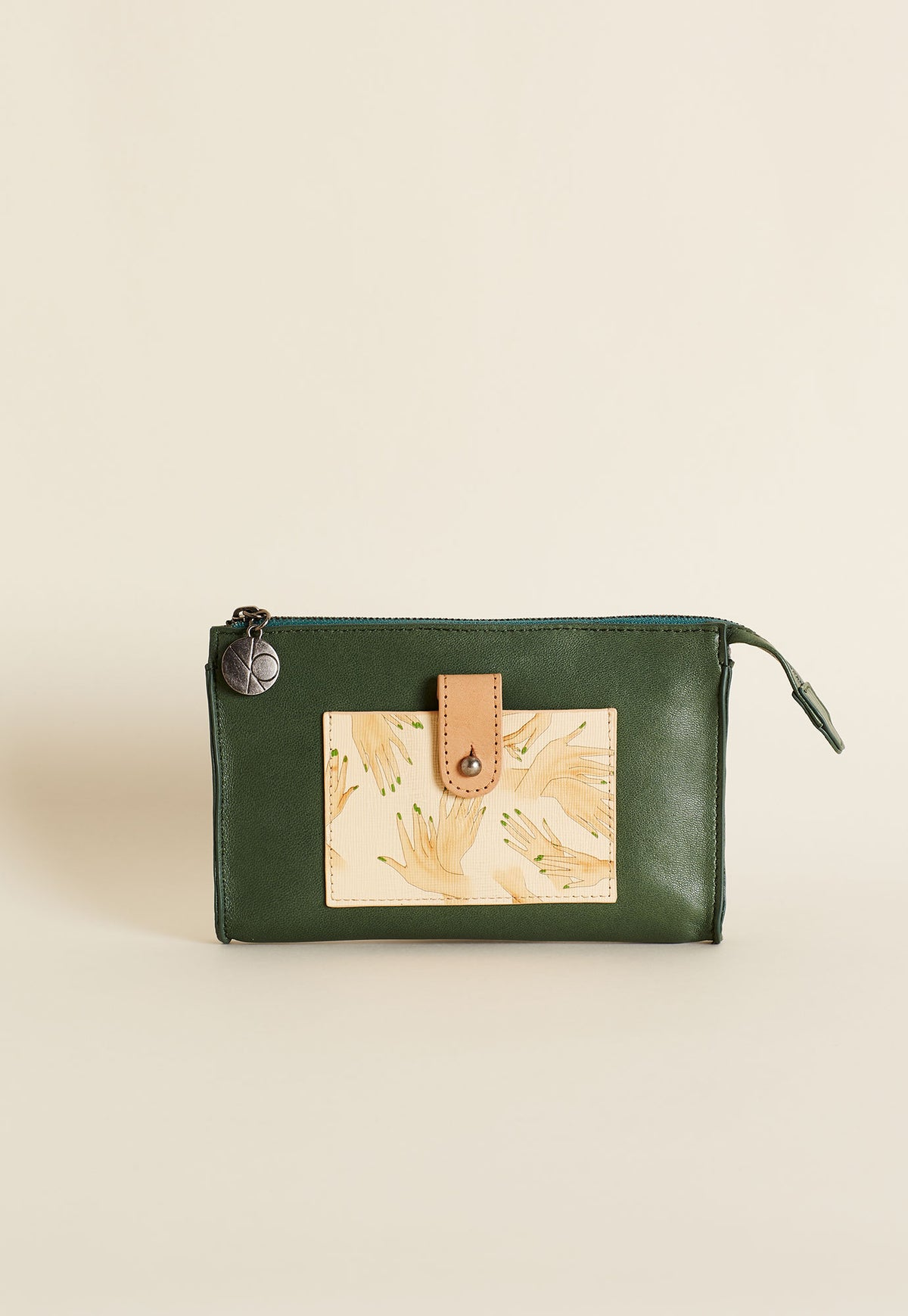 Piper Wallet - Forest Green