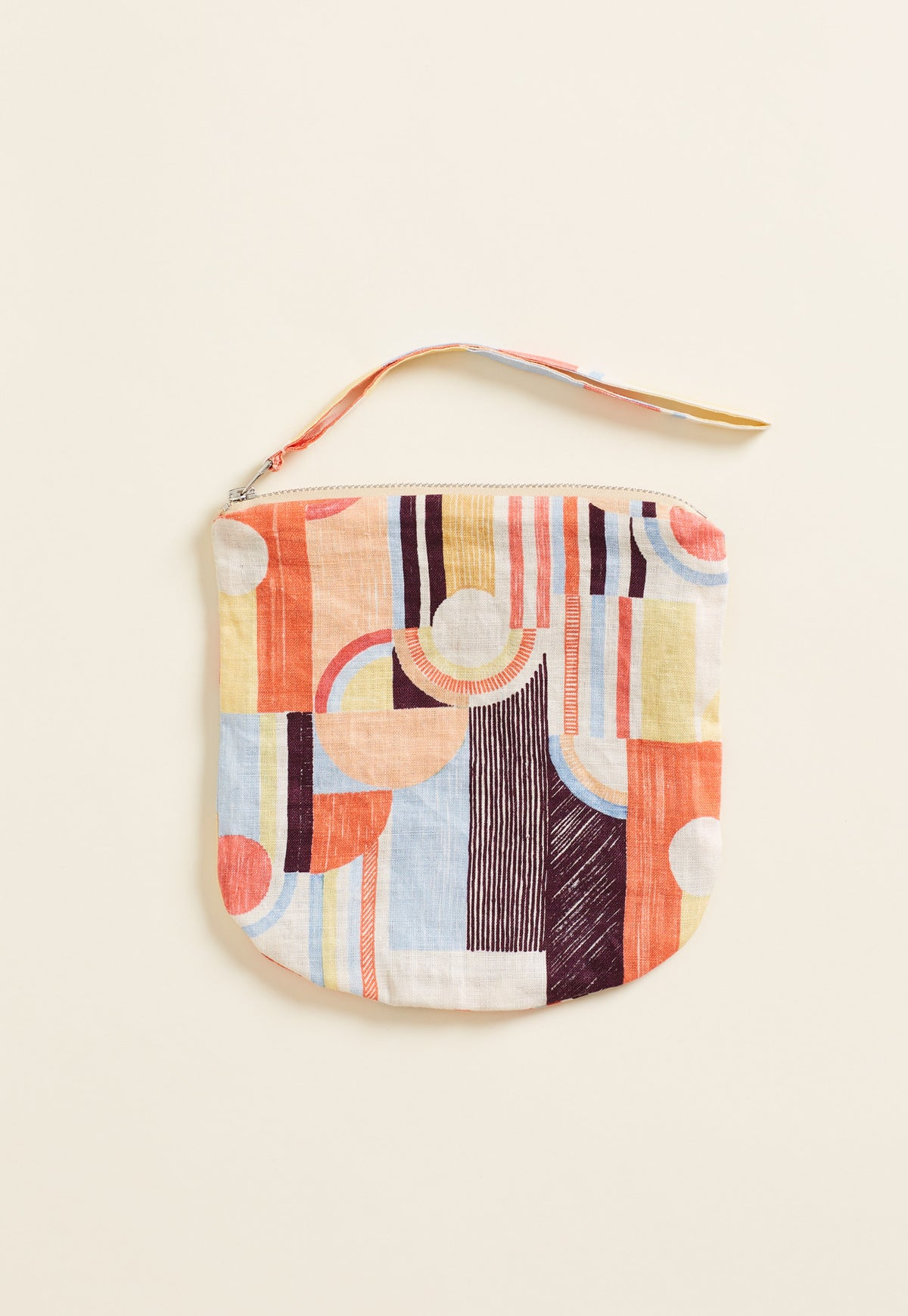 Linen Purse - Archway