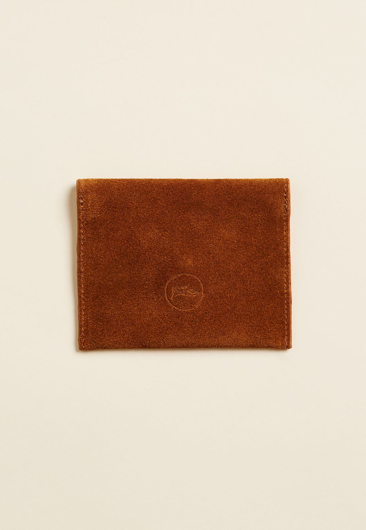 Maya Purse - Tobacco Suede