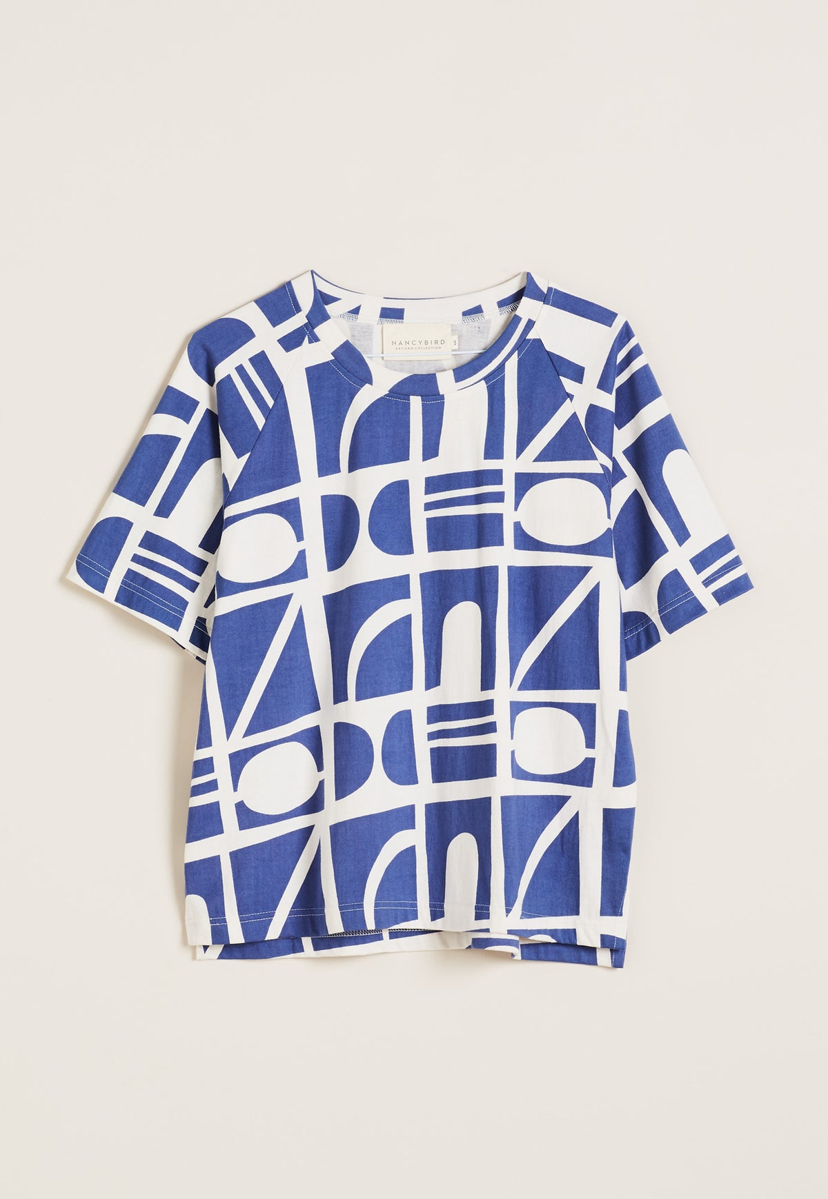 Lounge Tee - Shape City
