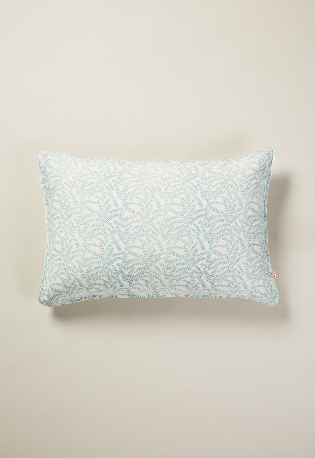Pillowcase - Blue Fern