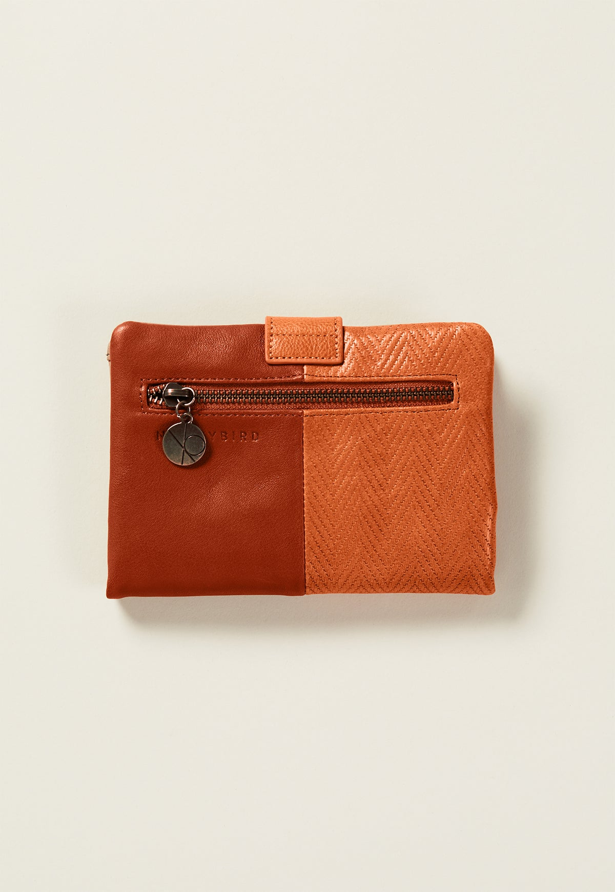 Bedford Wallet - Rust