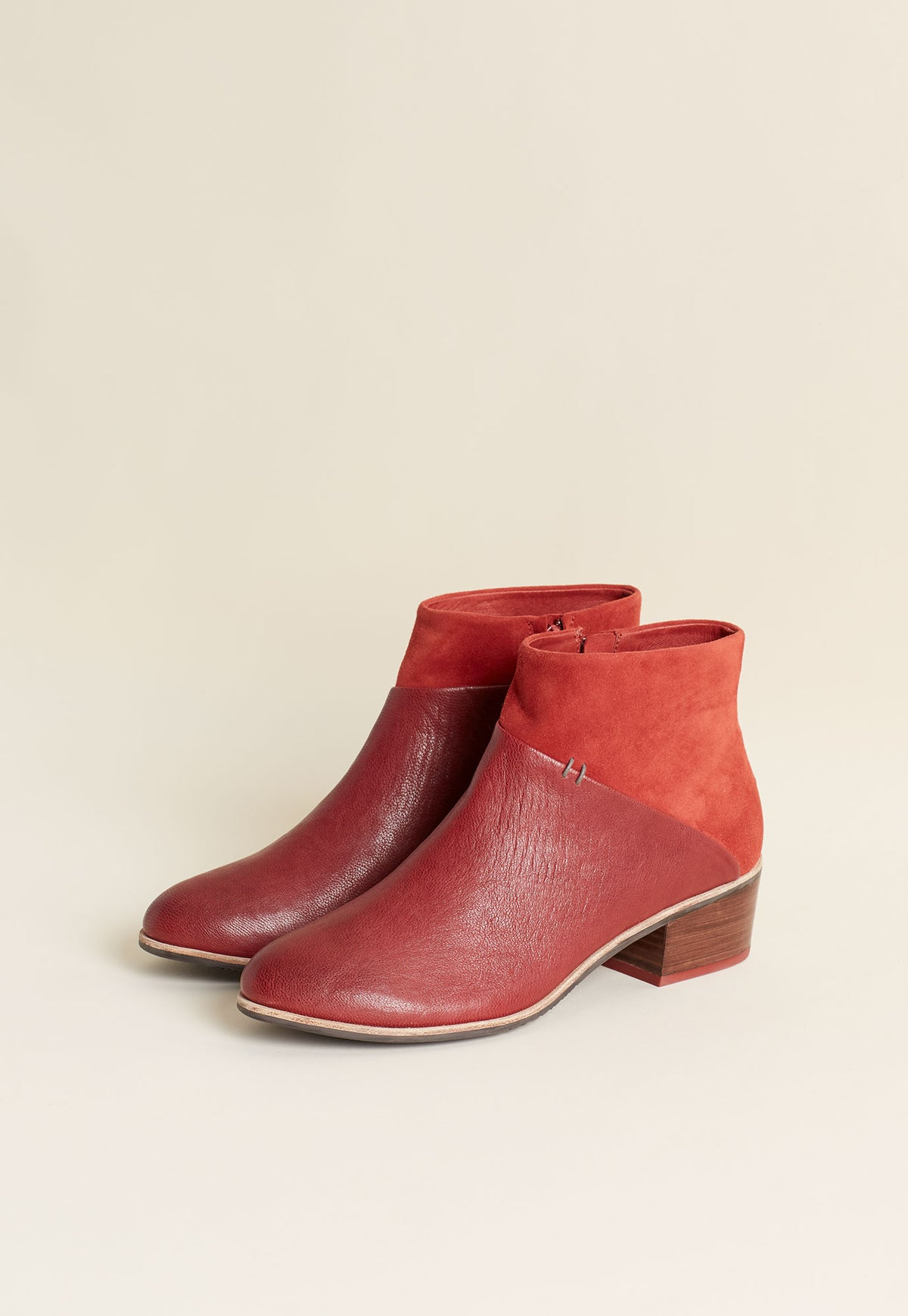 Alexandra Boot - Dark Berry