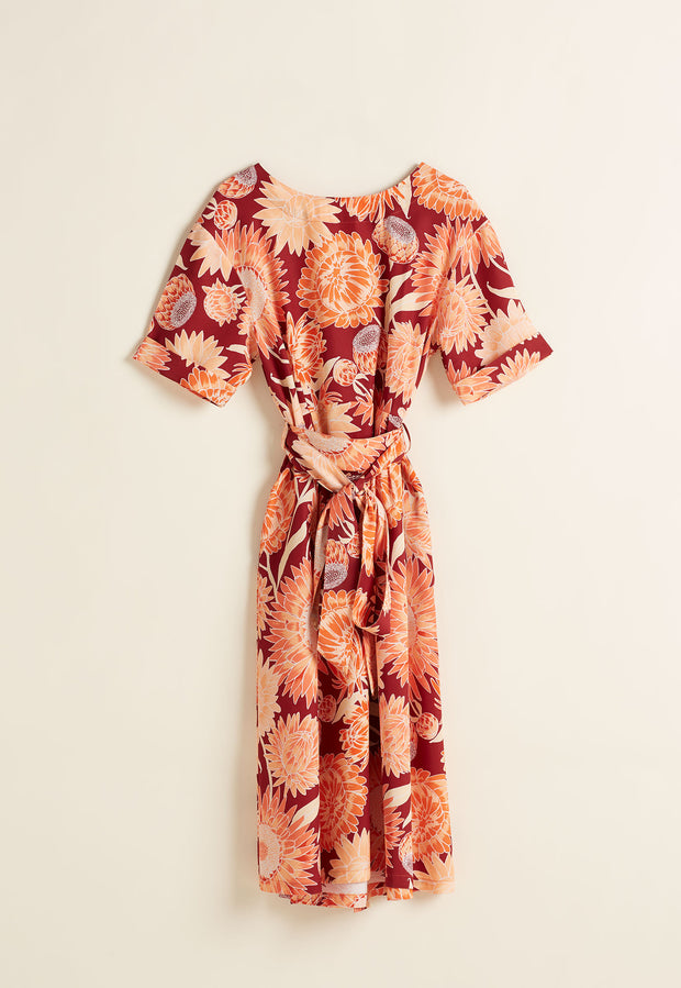 Alexandra Dress - Rouge Daisy