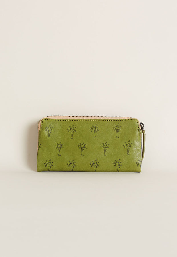 Apollo Wallet - Moss Green