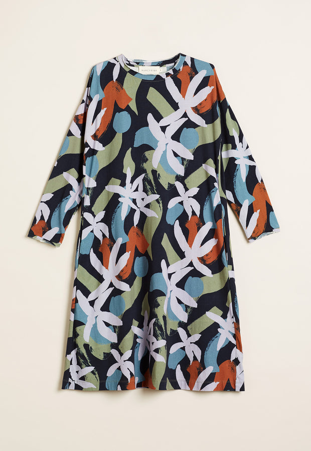 Banksia Dress - Abstract Floral