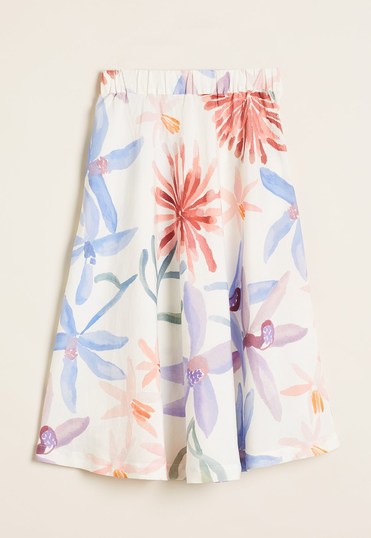 Wave Skirt - Fairy Orchid