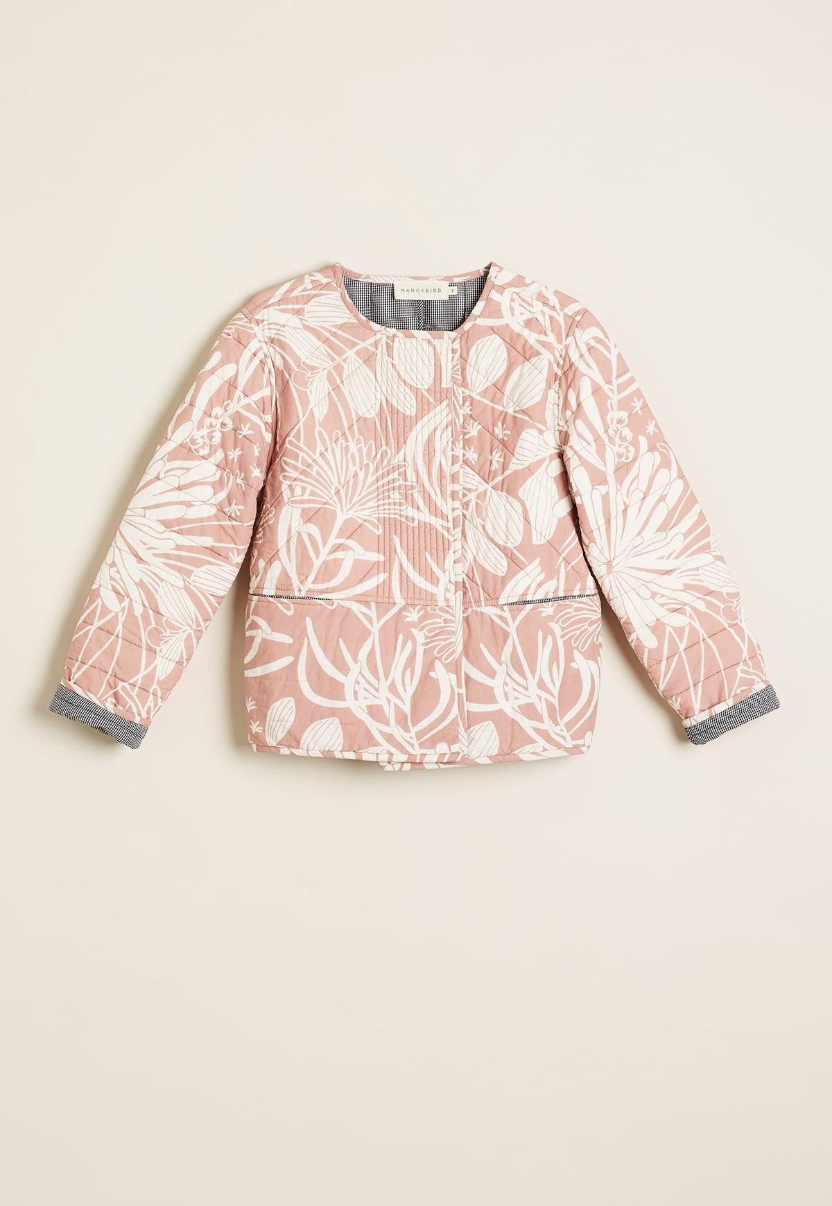 Ridge Jacket - Pink Pixie Mops