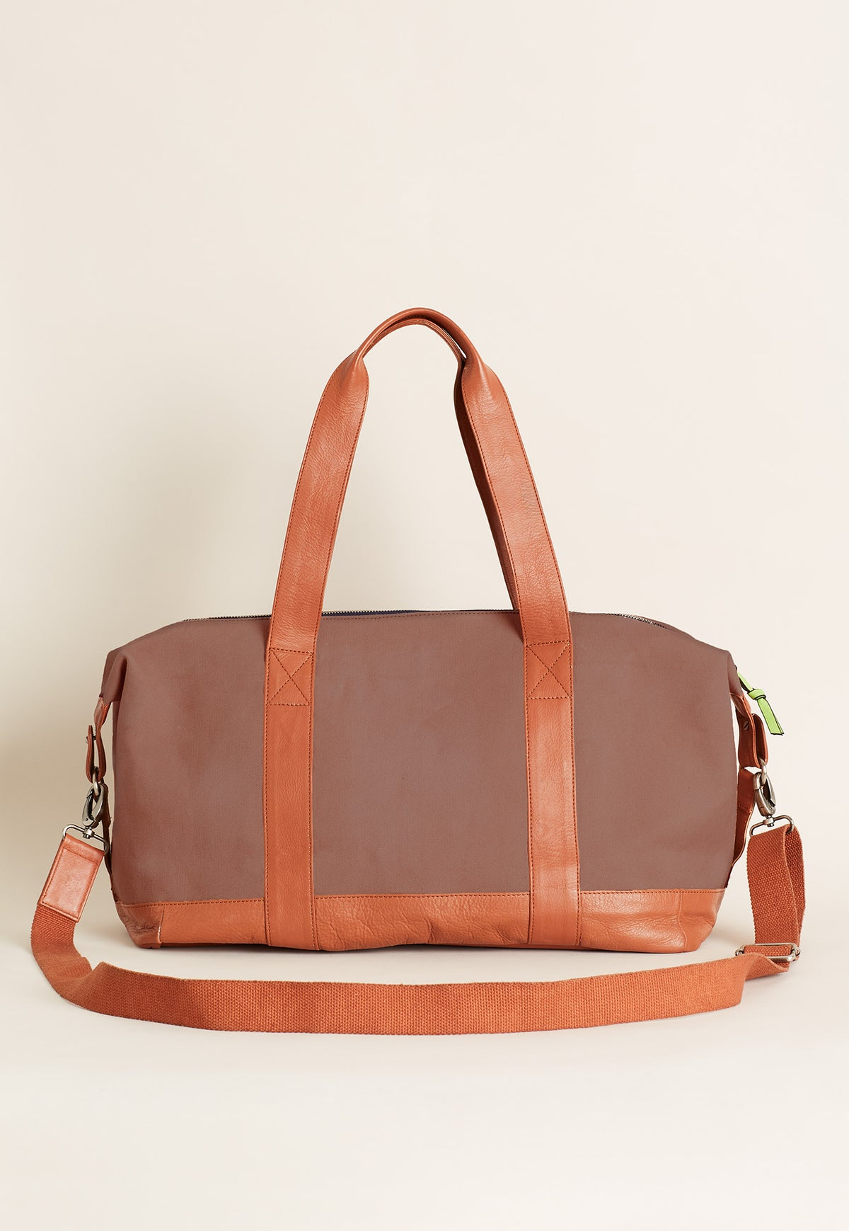 Duffle Bag - Tobacco Multi