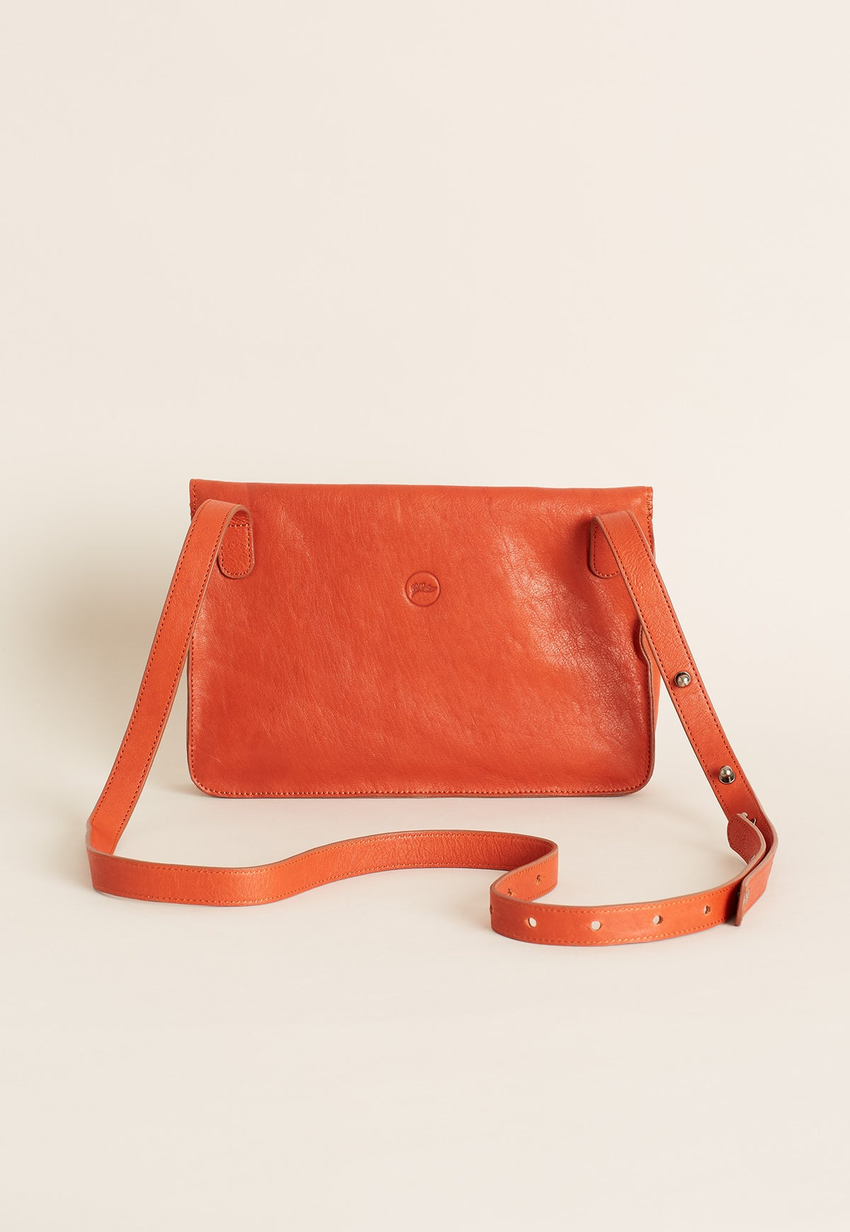 Flora Bag - Russet Red