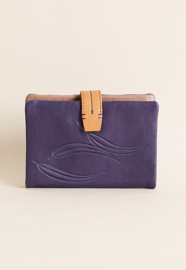 Bedford Wallet - Deep Navy