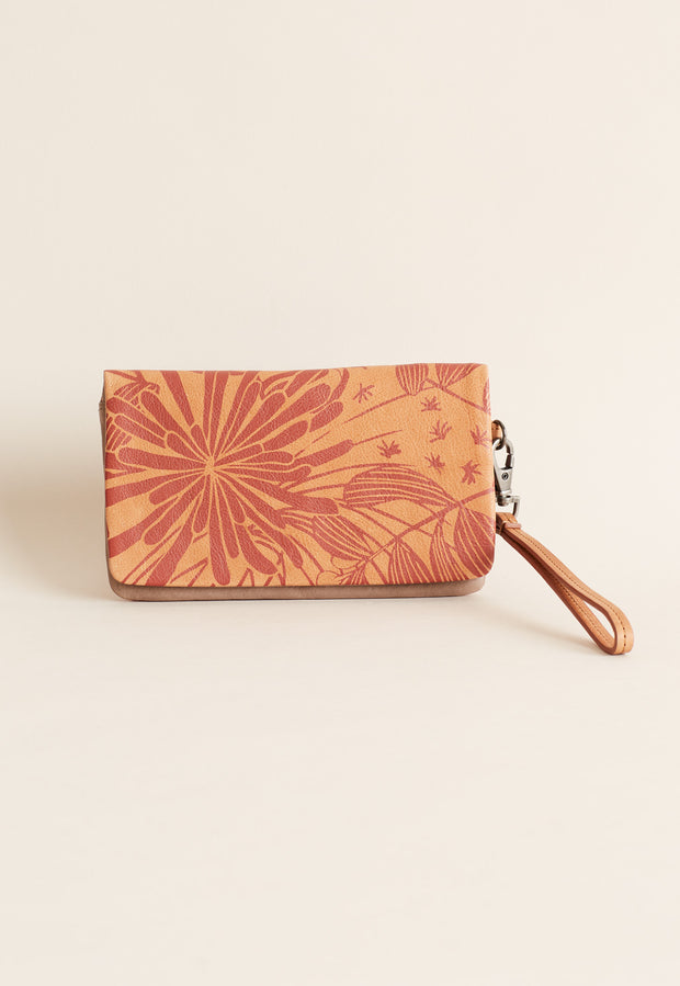 Riley Wallet - Almond