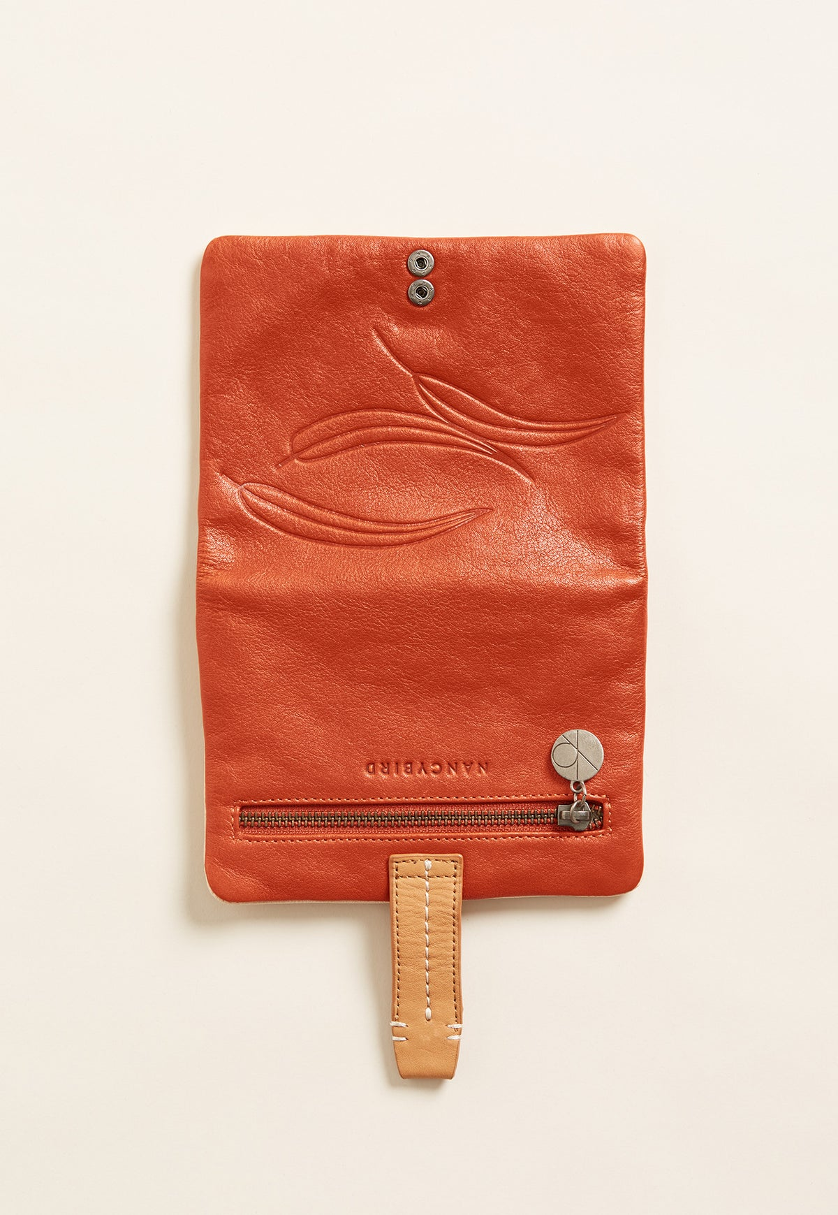 Bedford Wallet - Russet Red