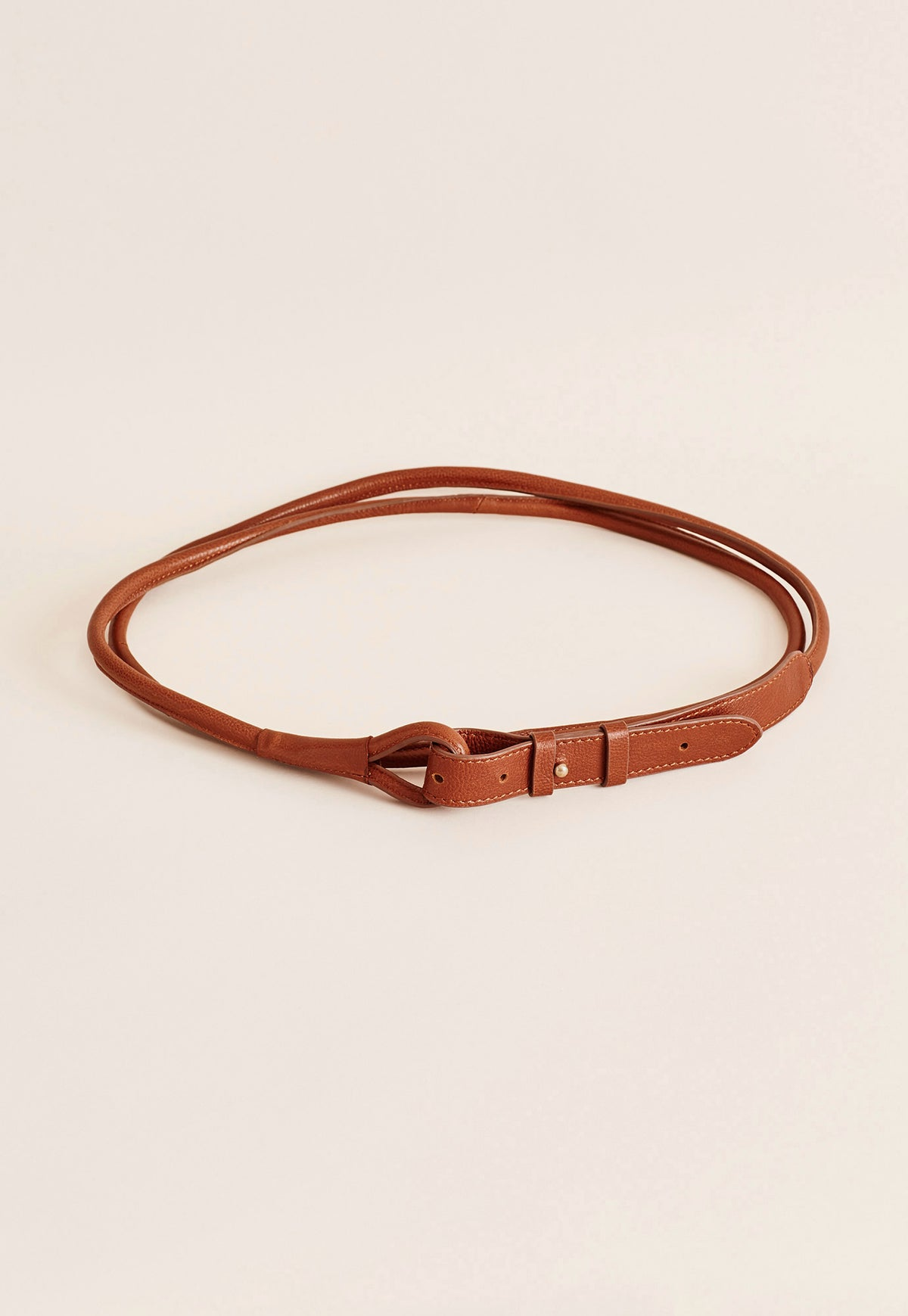 Cord Belt - Tobacco