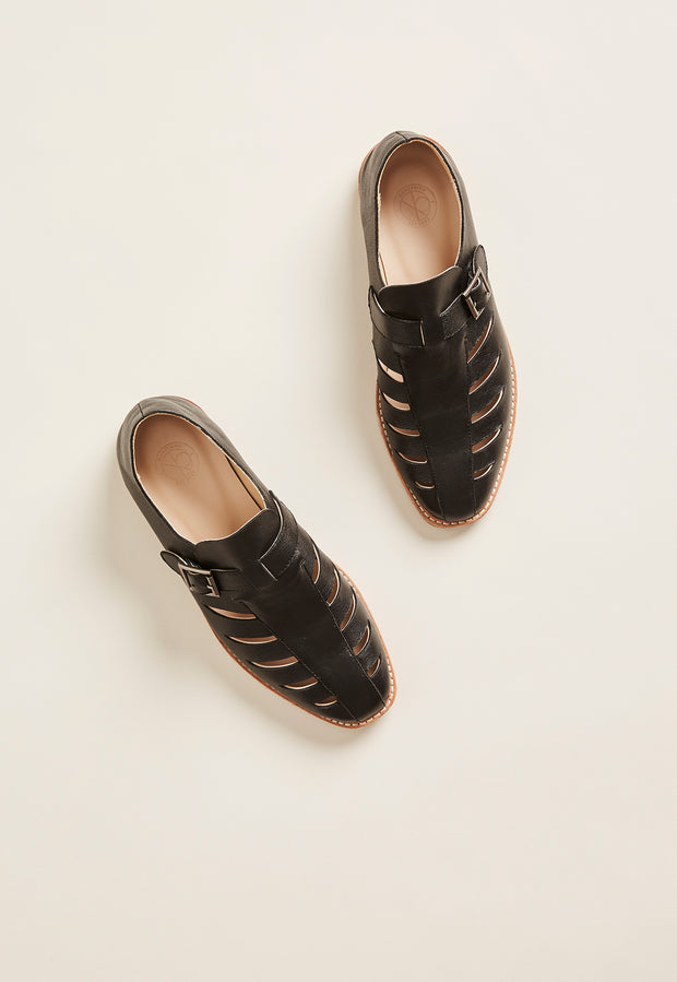 Sailor Flat - Black