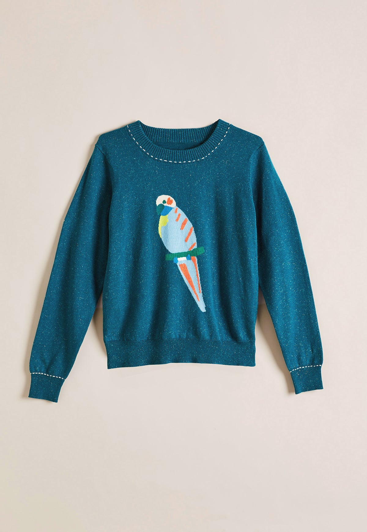 Aviary Knit - Teal